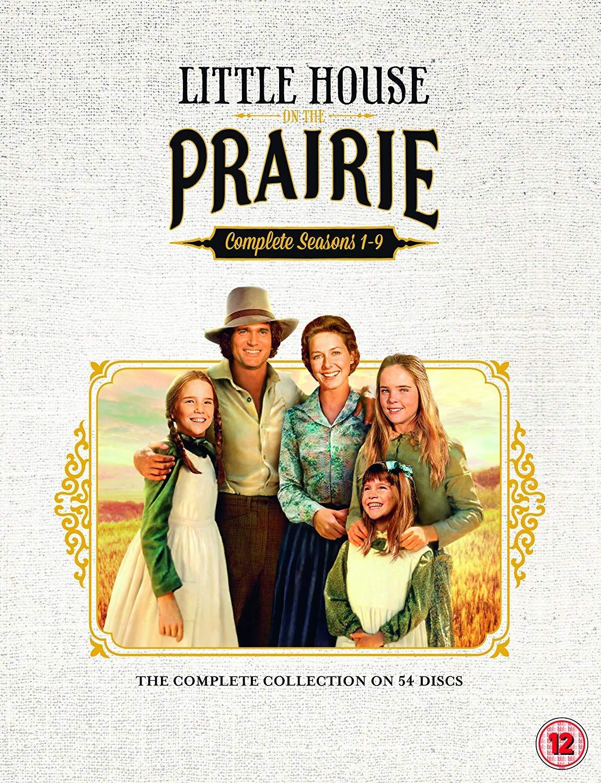 Amazon Com Little House On The Prairie Series 1 9 Complete Boxset Amazon Exclusive Dvd 2018 Movies Tv