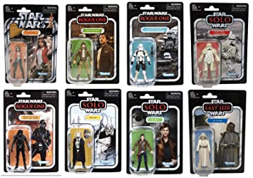 Kenner Star Wars The Vintage Collection 2018 Wave 2 3 Action