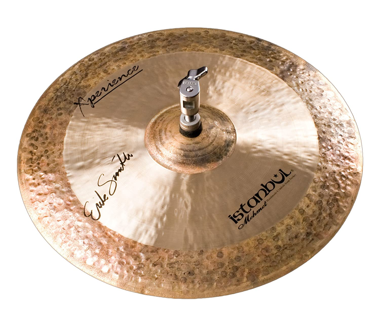 Istanbul Mehmet Cymbals Signature Erik Smith Versa Hi-Hat Cymbals ES-VHH (14