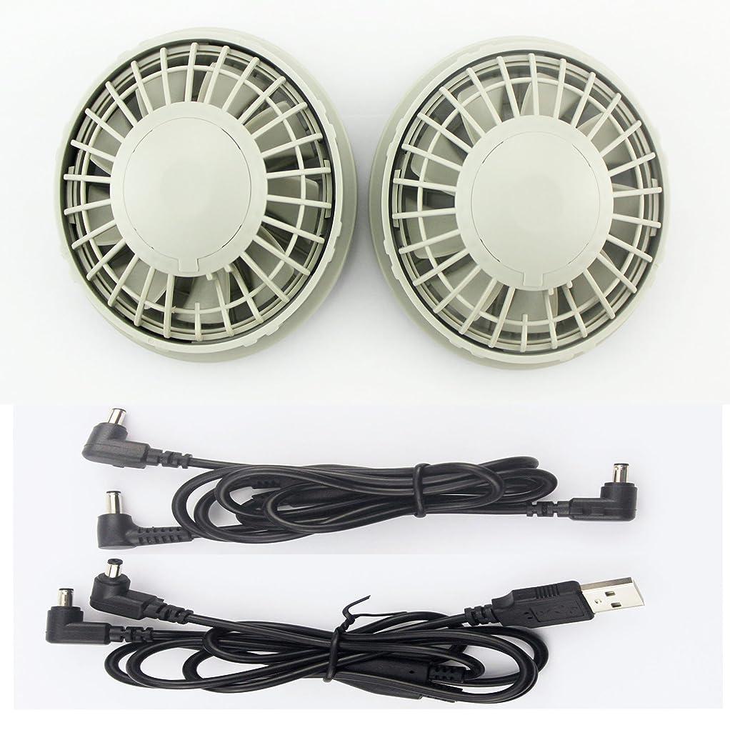 バドミントンチート賛辞「BURTLE(バートル)」エアークラフト空調作業服セット<送風ベスト>(すぐに使えるバッテリー?ファン?作業服の3点組) AC1024set