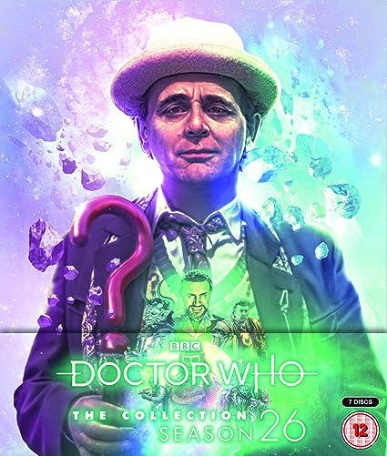 Doctor Who The Collection Season 26 Edizione: Regno Unito Italia Blu-ray: Amazon.es: Cine y Series TV