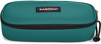 Eastpak - Estuche escolar ovalado de color verde: Amazon.es ...