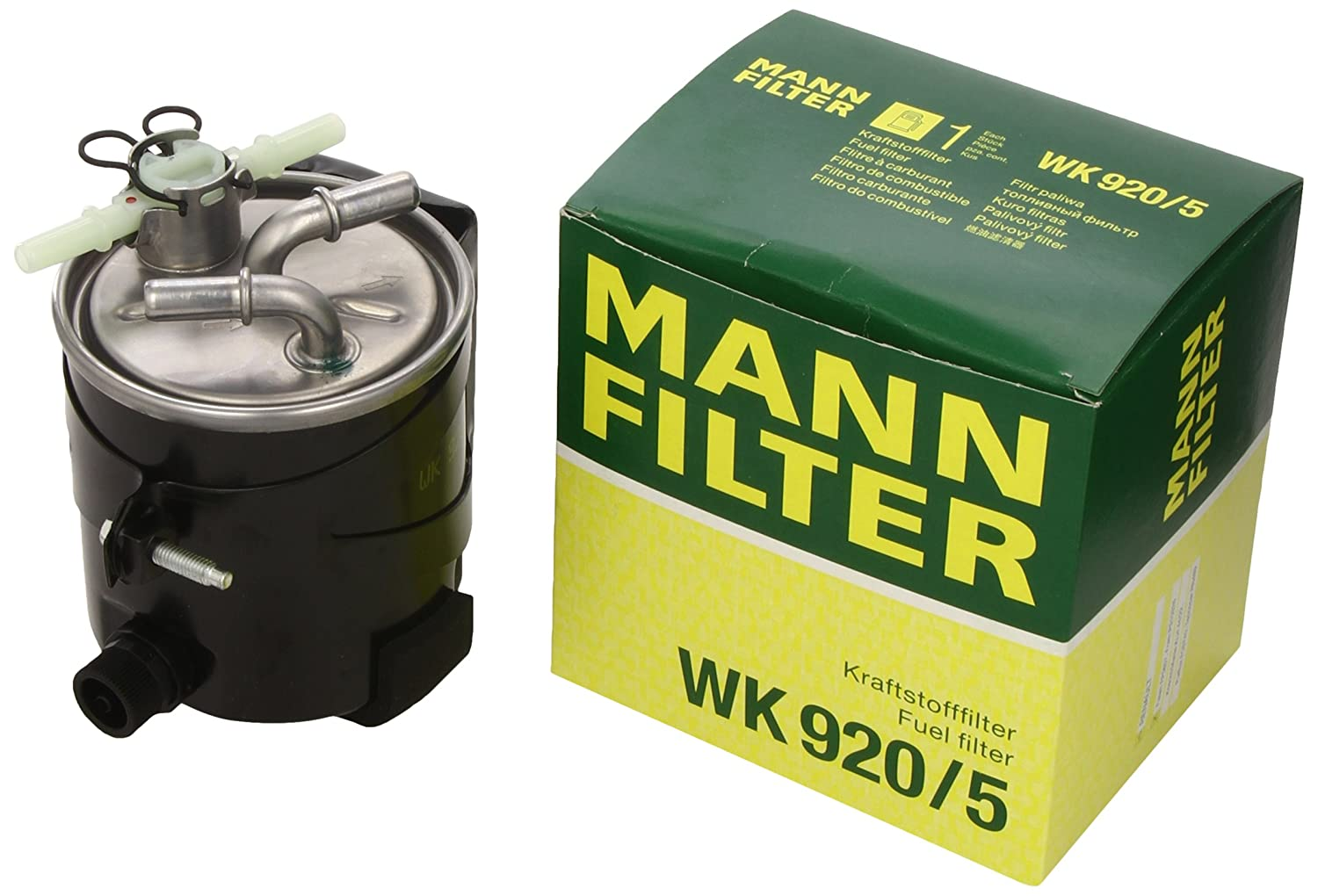 Mann Filter WK9205 Filtre /à carburant
