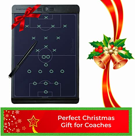 Boogie Board Coaches Clipboard | Baseball Soccer Basketball | Like a Digital Dry Erase Whiteboard for Drawing