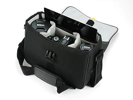 Nikon CF-EU08 VAE26001 - Funda para cámara réflex Digital: Amazon ...