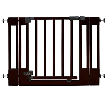 Amazon Com Summer Infant Multi Use Deluxe Wood Walk Thru Gate
