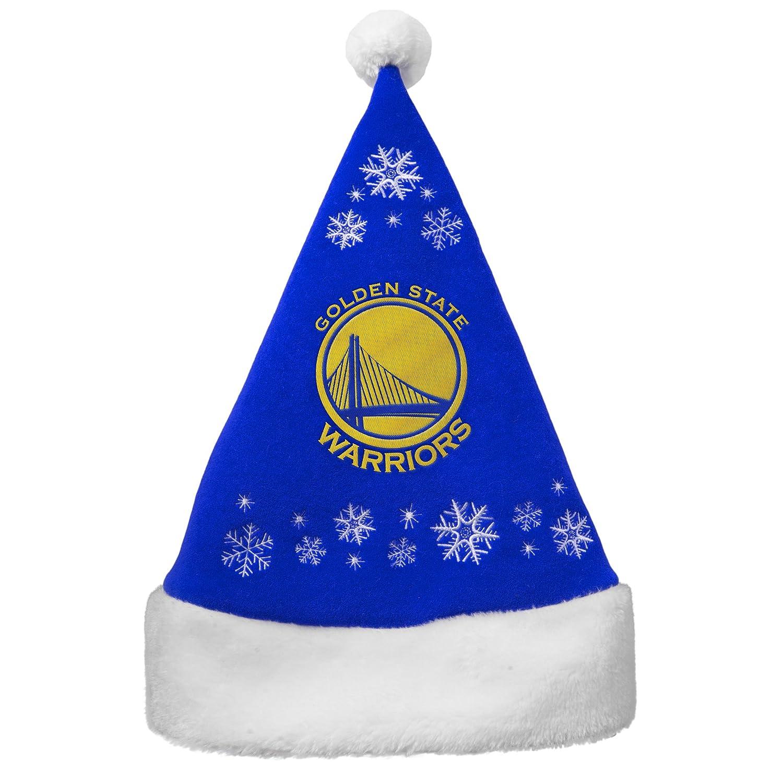 75102e3aa9a9b ... ireland nba golden state warriors full embroidered snowflake santa hat  boelter brands 429936 8b427 8943a ...