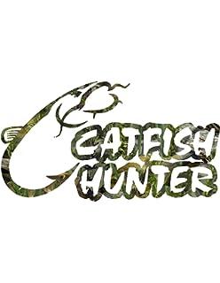 Catfish Decals Fishouflage Camo