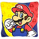 Character World Nintendo Mario Race Shaped Cushion