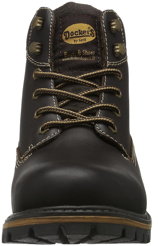 Dockers by Gerli Men's 35CA101-110300 Short Boots: Amazon.co.uk: Shoes &  Bags