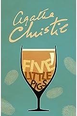 Five Little Pigs (Poirot) (Hercule Poirot Series Book 24) Kindle Edition