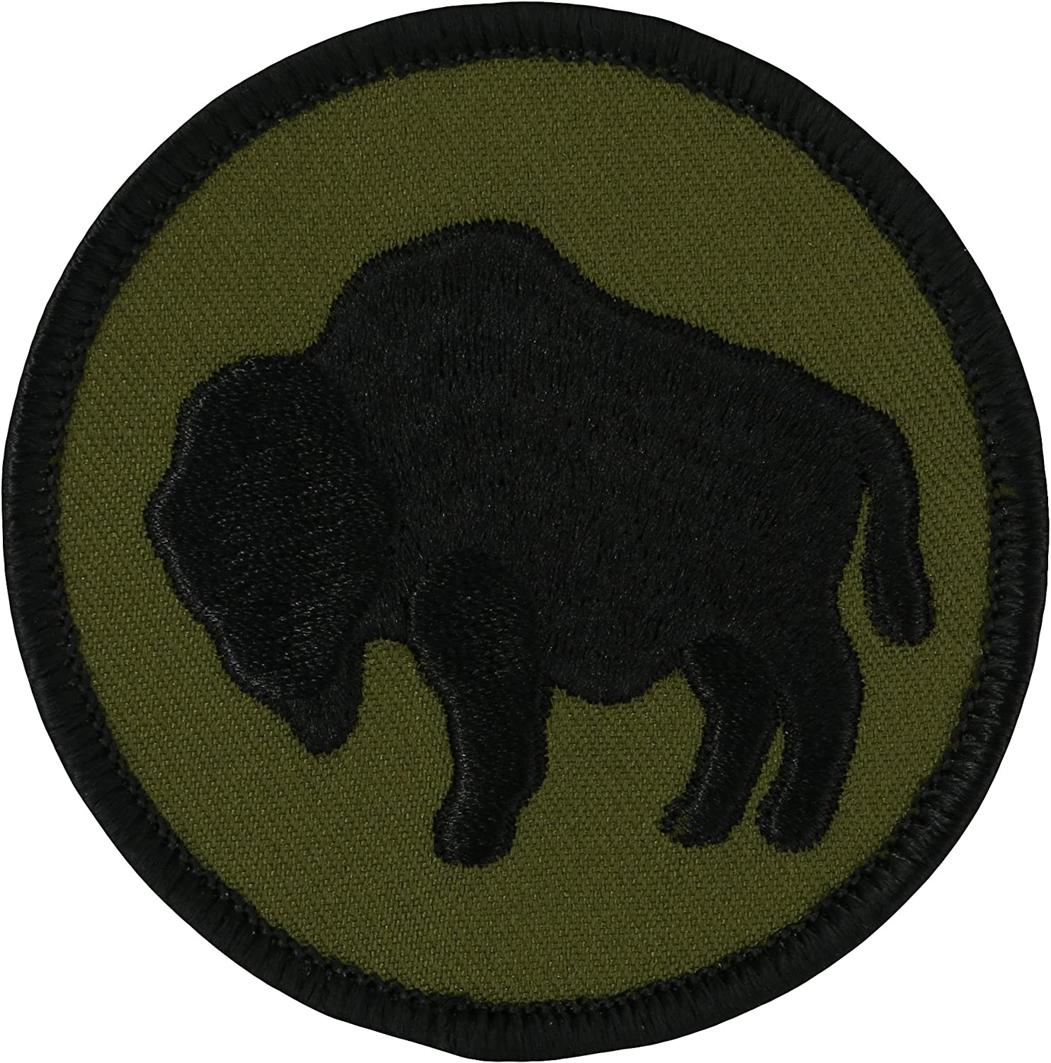 United States 92nd Infanrty Brigade patch