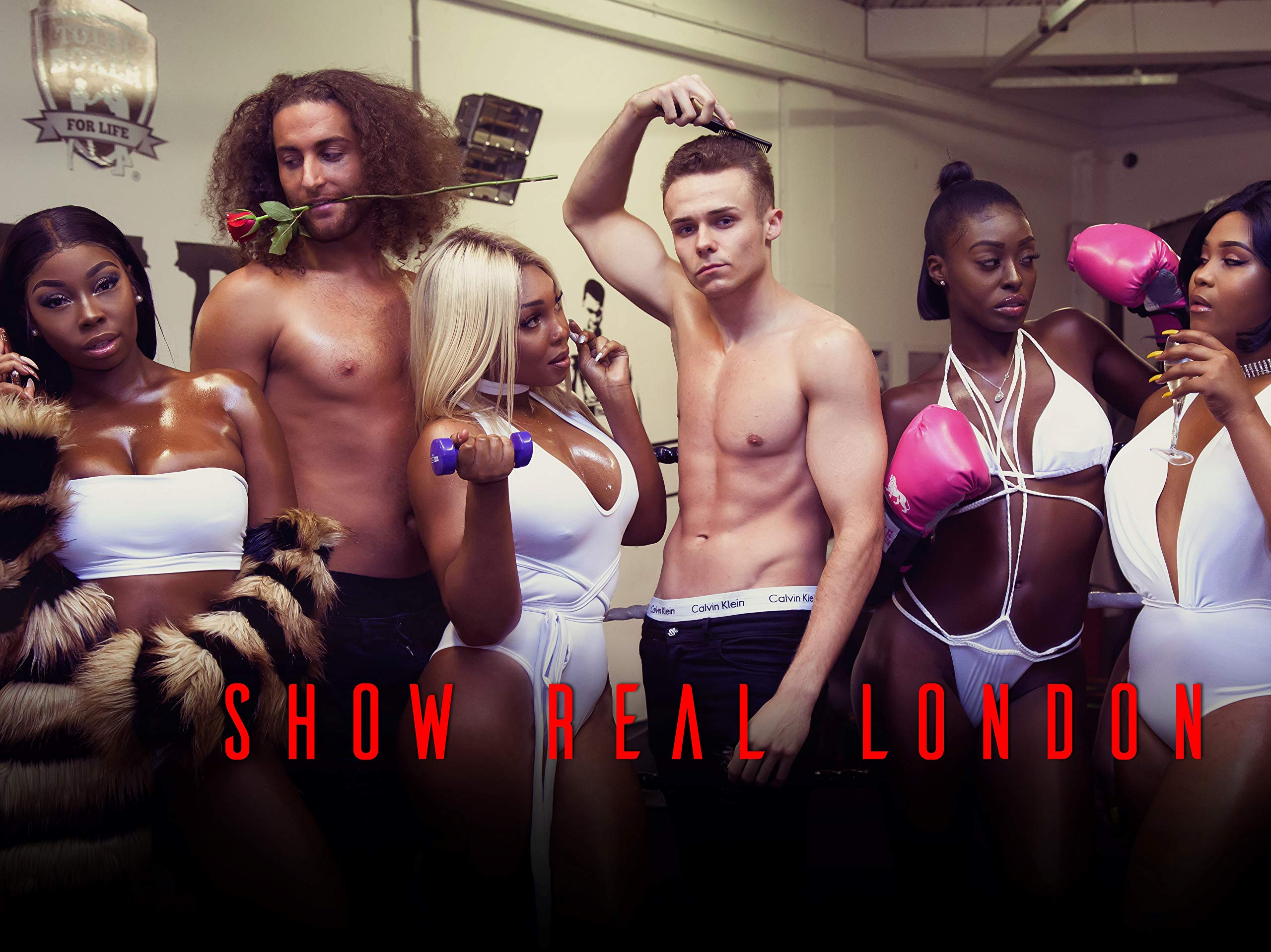 Show real London