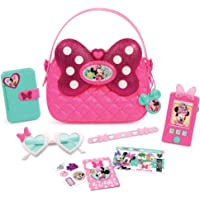 Minnie Just Play Las niñas Happy Helpers Bolsa Set