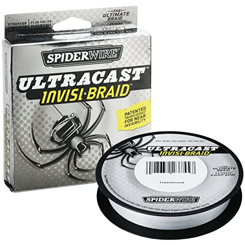 spiderwire invisi braid review