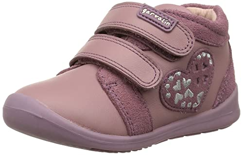 Garvalin 151321 - Botines para niñas, Color Morado, Talla 22: Amazon.es: Zapatos y complementos