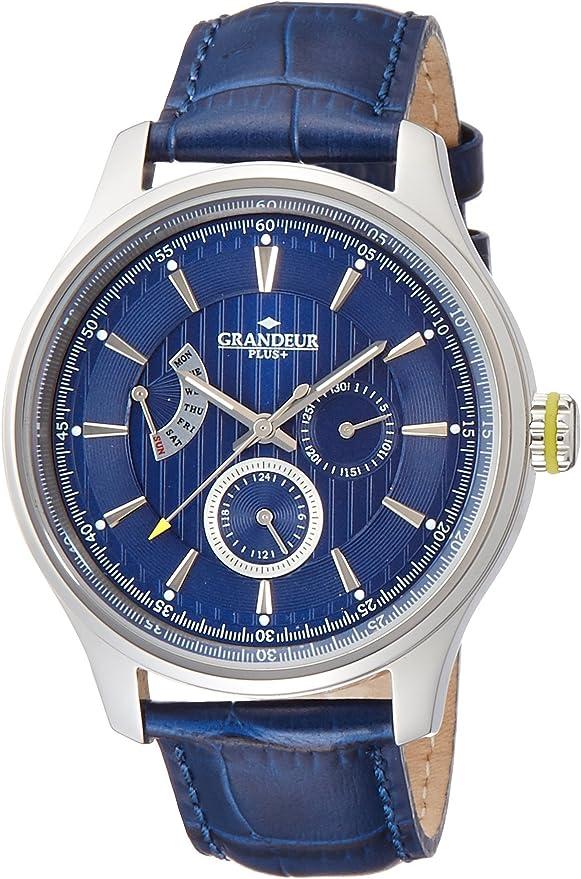 [グランドール プラス] 腕時計 GRP002W2 ブルー
