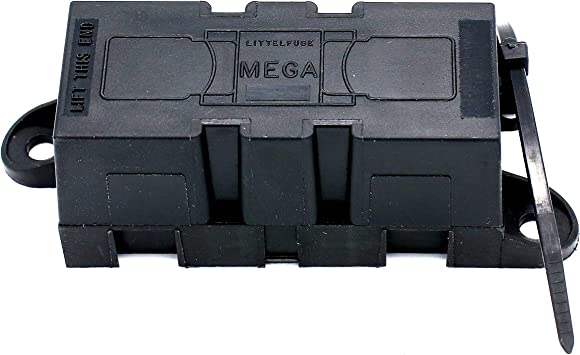 Lmg Amg Mega Fuse Holder 5 Position 300A With Cover