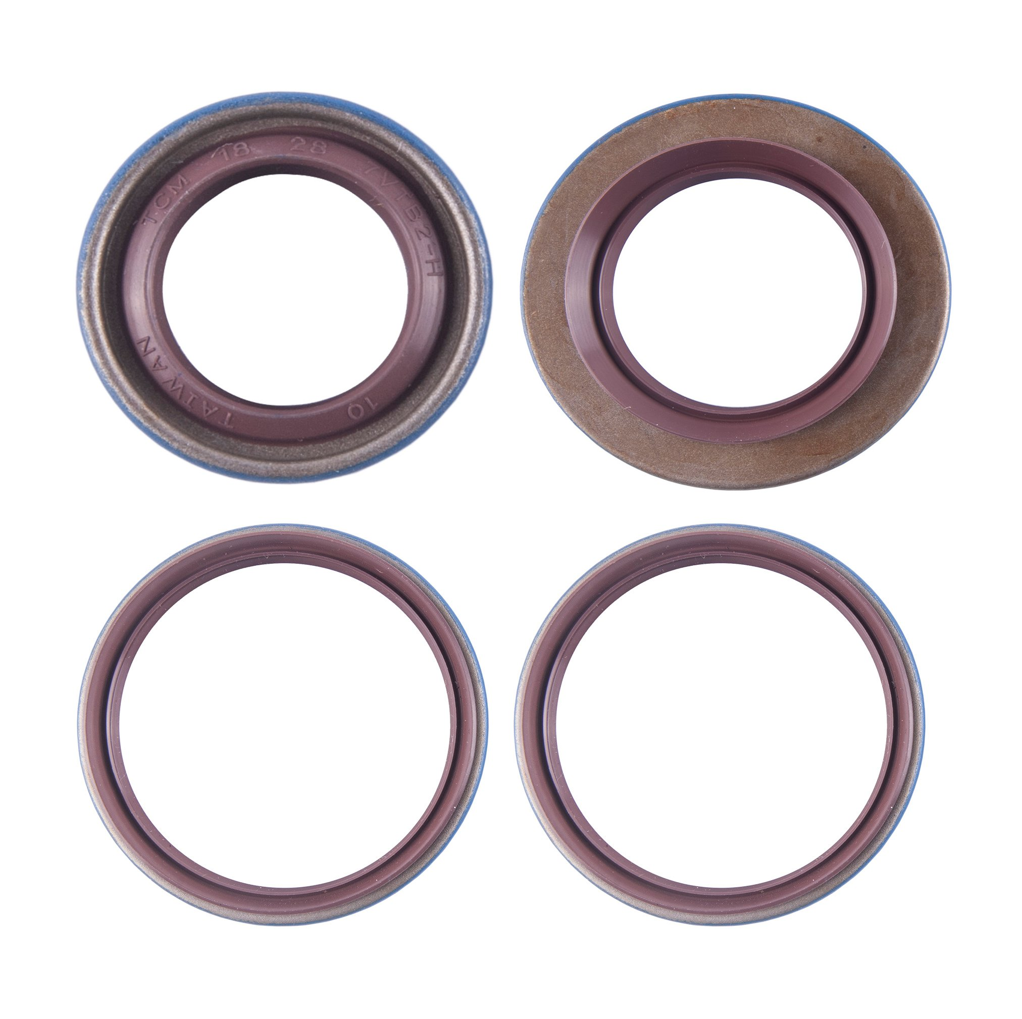 Yamaha 350/450 Grizzly rear differential seal kit 2007 2008 2009 2010 2011