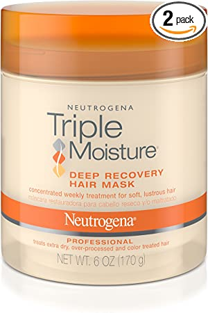 Amazon.com: Neutrogena Triple Moisture Deep Recovery Hair ...