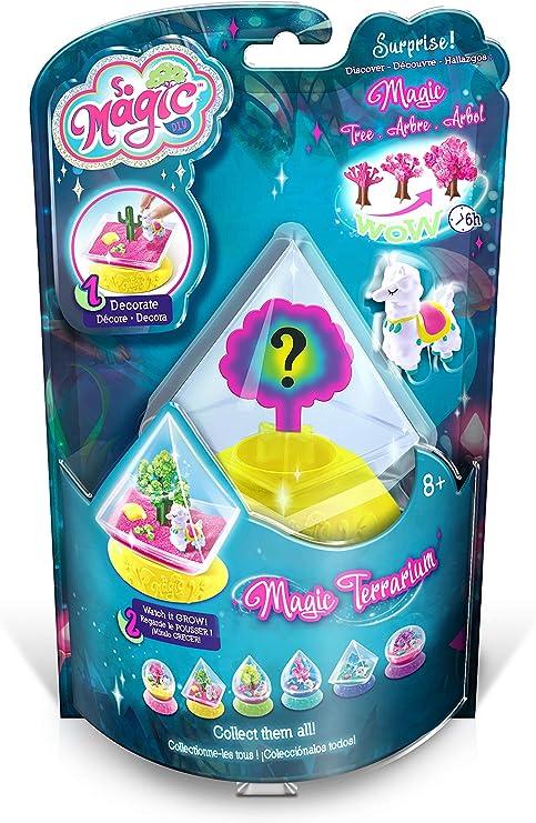 Canal Toys 001-LOISIRS CREATIFS-SO MAGIC-TERRARIUM KIT, color bleu, rose (MSG 001) , color/modelo surtido: Amazon.es: Juguetes y juegos