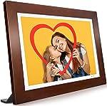 VANKYO WiFi Digital Photo Frame, 10.1 inch Touch Screen, 1920X1200 Full