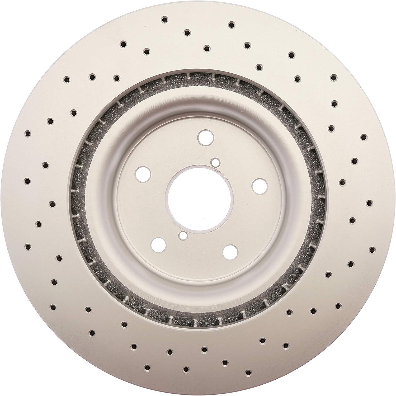 RAYBESTOS 982432 Specialty Vented Rear Brake Rotor