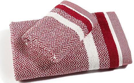 Spugne Da Bagno Caleffi : Set asciugamani in spugna caleffi disegno riva tinto in filo