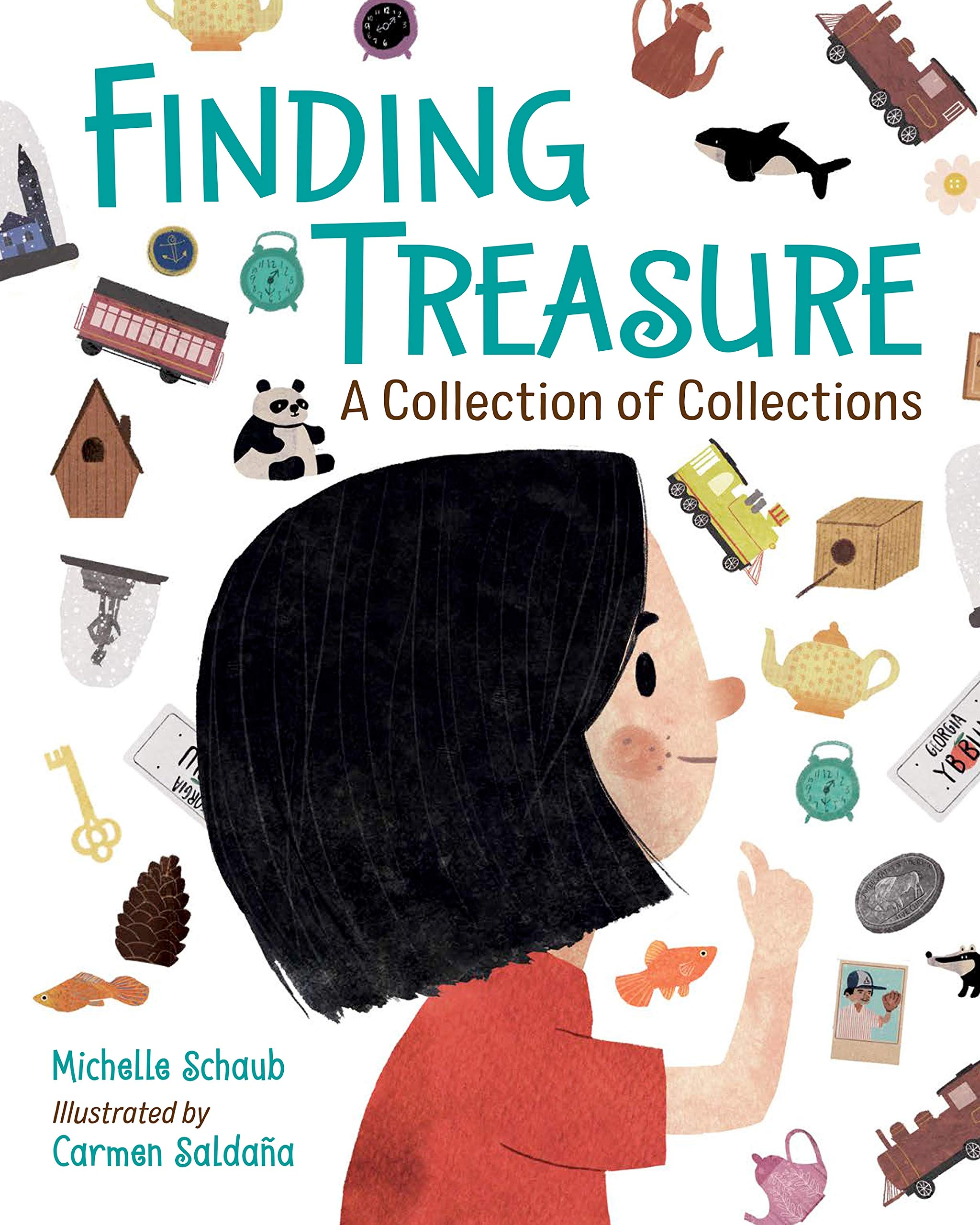 Finding Treasure: A Collection of Collections: Michelle Schaub ...