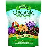 Espoma Peat Moss, Natural & Organic Sphagnum Peat Moss for Improving Heavy Soils, 8 qt, Pack of 1