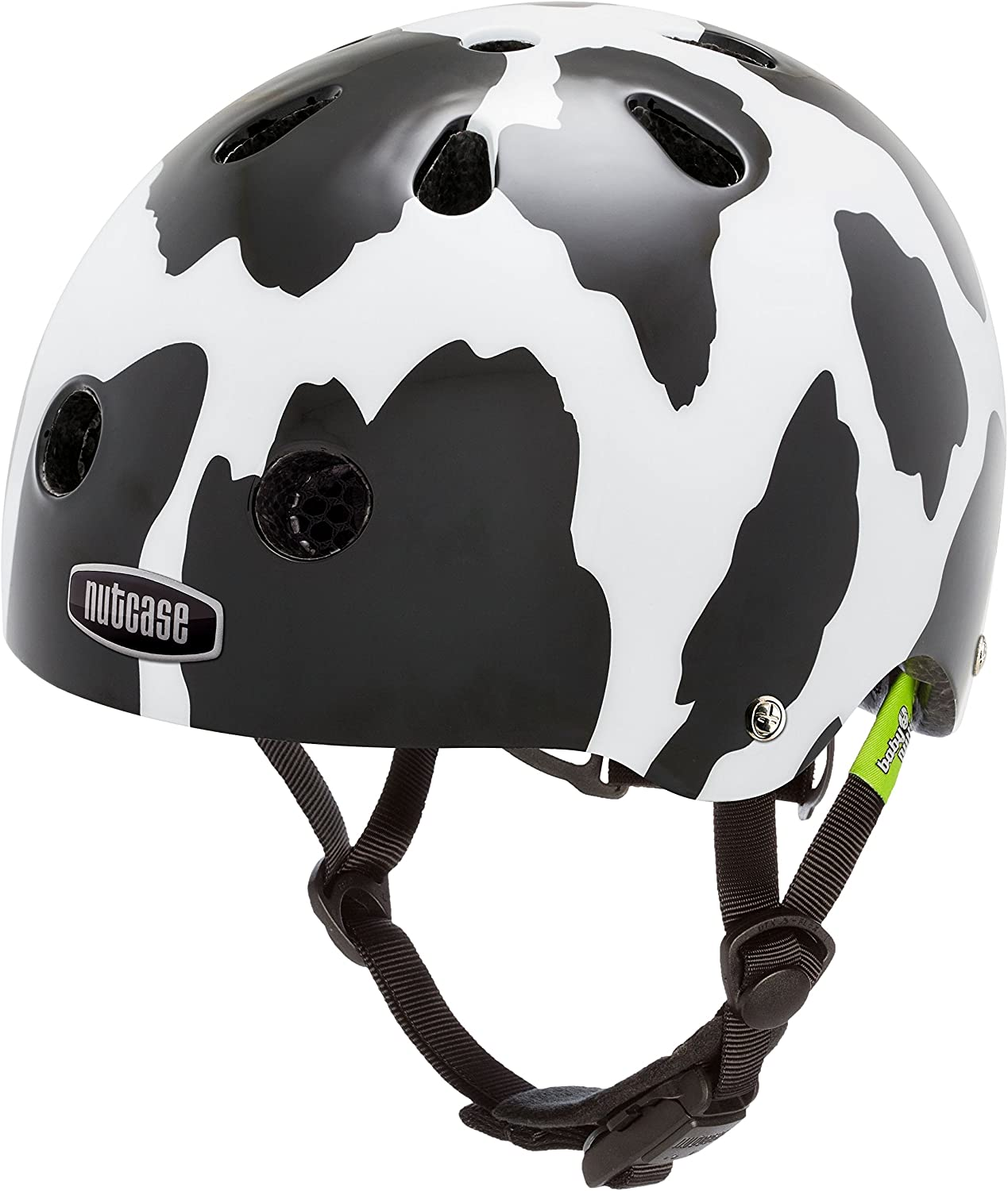 Nutcase – Baby Nutty Bike Helmet for Babies and Toddlers, Moo