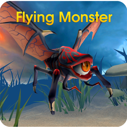 flying-monster-insect-simulator
