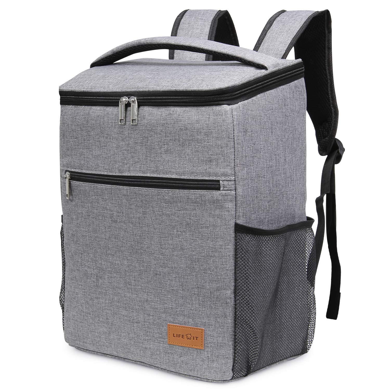 Lifewit Isolierte Lunchbox Lunch Tasche für Erwachsene/Herren/Frauen/Kinder Large 24L