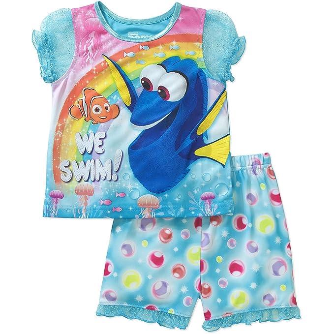 Amazon.com: Disney Finding Dory bebé Girl nadamos en PUFF ...