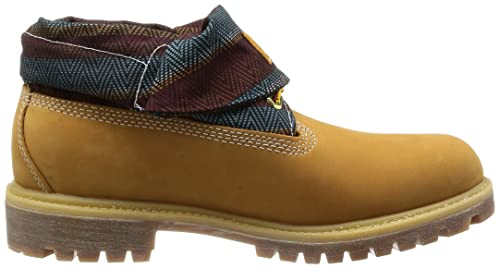 Timberland Roll Top Boots - 6456A - Colore: Beige-Marrone-Miele - Taglia: 50.0 El Pago De Visa En Venta pqqIid