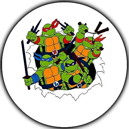 Amazon.com: Teenage Mutant Ninja Turtles 90s TMNT Edible ...