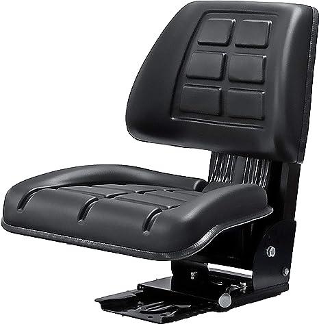 Klaraseats Schleppersitz Traktorsitz Ks 44 1v Pvc Schwarz Neigungsverstellbar Baby