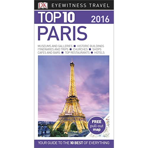 Top 10 Paris (Eyewitness Top 10)