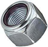Steel Hex Nut, Zinc Plated Finish, Grade