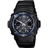 [カシオ] CASIO 腕時計【G-SHOCK】デジアナ 電波ソーラー AWG-M100A-1A [逆輸入品]