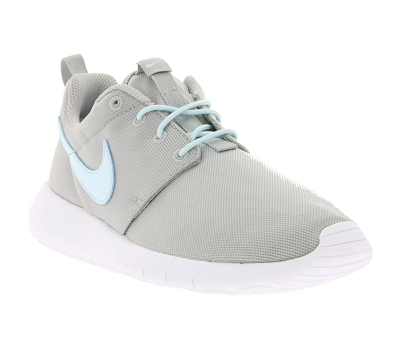 Nike Unisex-Kinder Roshe One (GS) Shoe Low-Top  38 EU|Wolf Grey/Glacier Blue/White