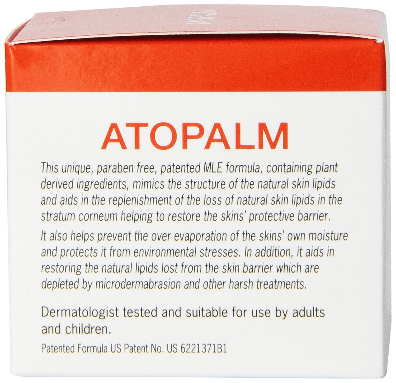 amazon com atopalm intensive moisturizing cream 3 4 fl ounce
