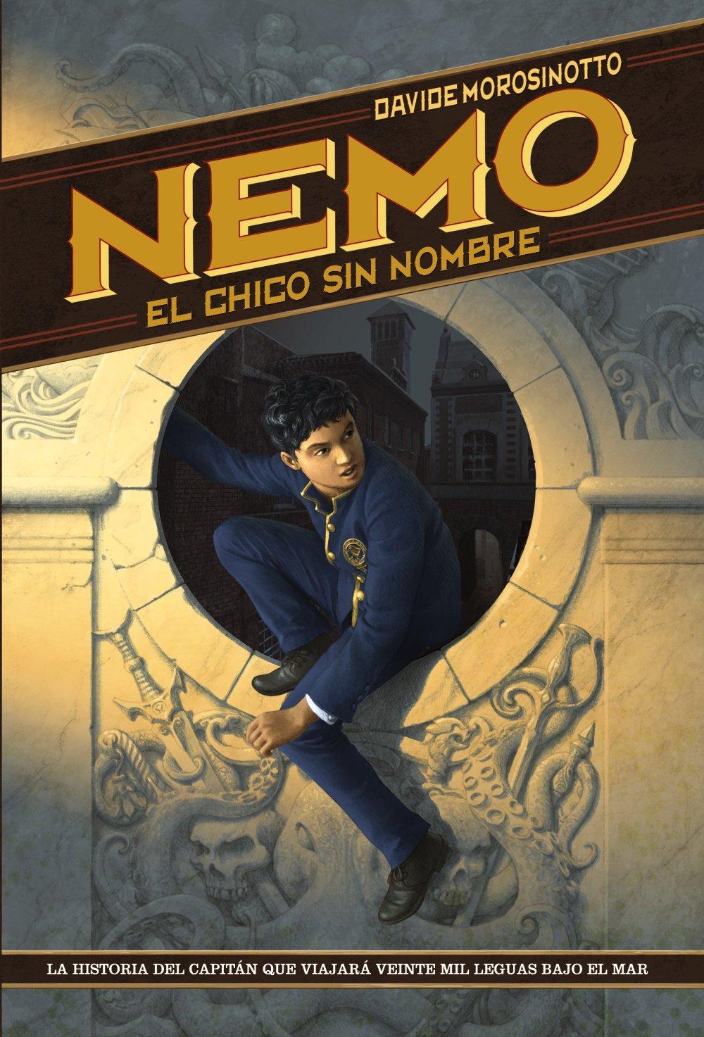 Nemo: El chico sin nombre (Literatura Juvenil (A Partir De 12 Años) - Narrativa Juvenil)