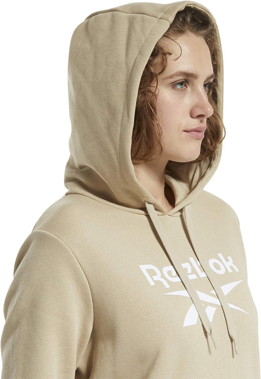 Reebok Damen Cl F Big Logo Hoodie Ft Kapuzenpullover