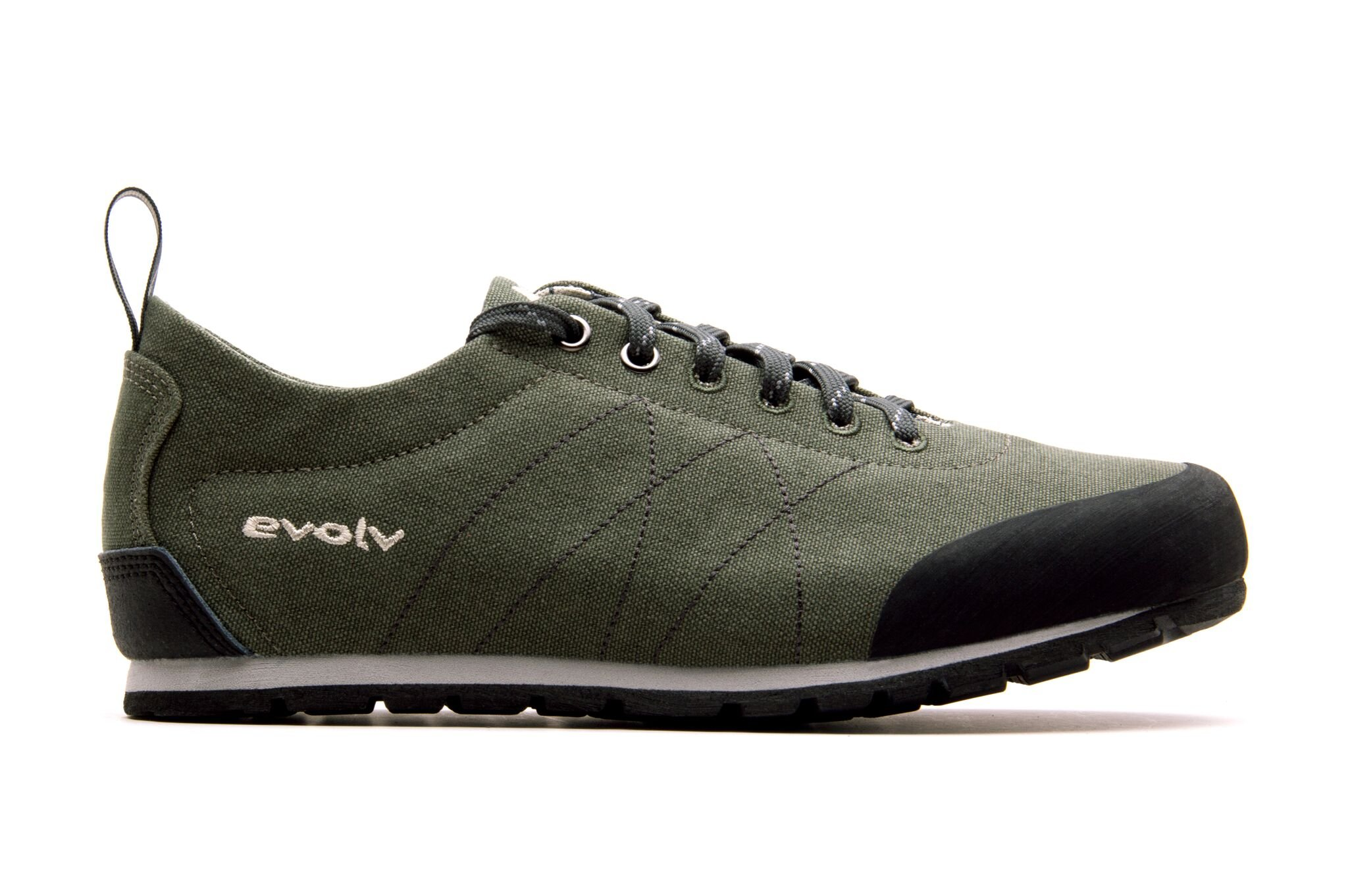 Evolv Cruzer Psyche Women's Performance Lifestyle Shoe; Size: 6 B(M) US - Olive Night