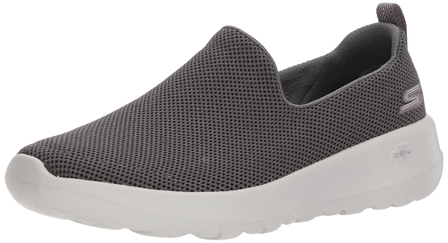 Skechers Women's Go Walk Joy-15609 Sneaker B0752XB9L6 10.5 B(M) US|Charcoal