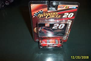 Tony Stewart #20 Home Depot Car of Today Tomorrow COT 1/64 Foil Sticker Edition Winners Circle