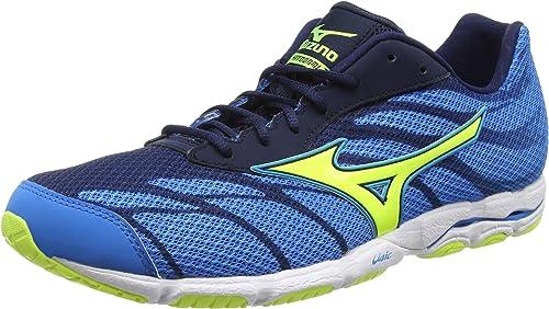 Mizuno Wave Hitogami 3, Chaussures de Running Compétition homme