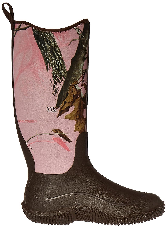MuckBoots Women's 10 Hale Plaid Boot B00TSUJQEE 10 Women's B(M) US|Brown/Pink Realtree Apc 49e6f1