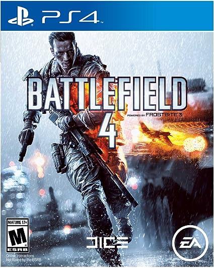 Electronic Arts Battlefield 4 - Juego (PS4, PlayStation 4, Tirador, M (Maduro)): Amazon.es: Videojuegos